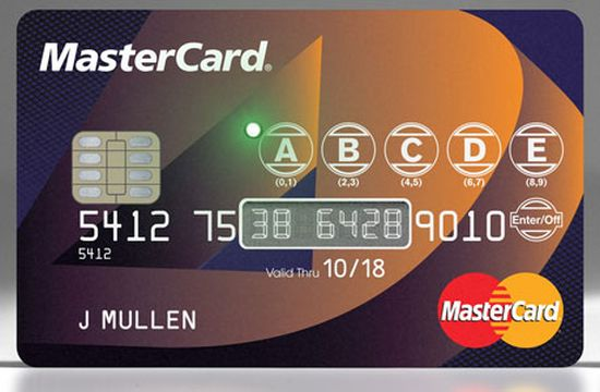 Mastercard Credit Card Information