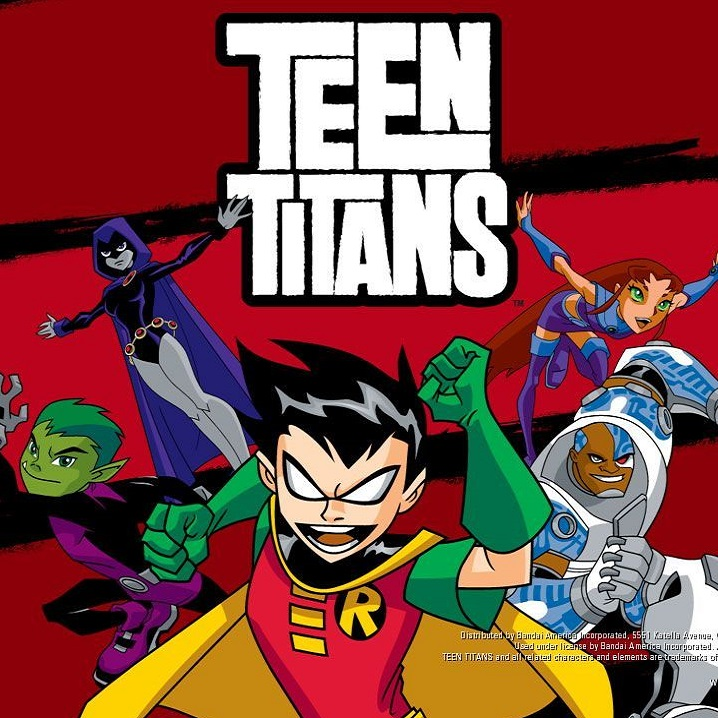 Teen Titans - Play Game Online