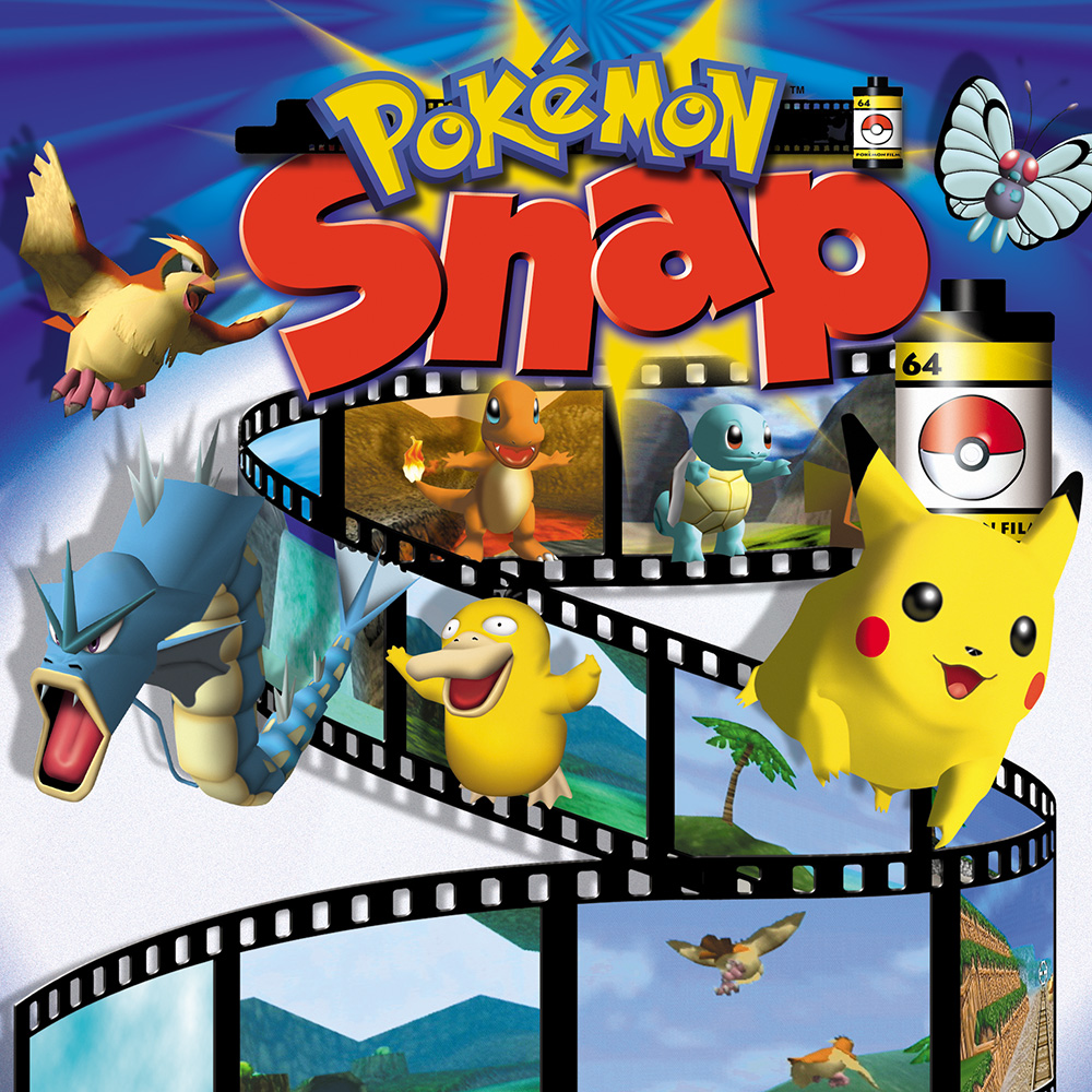 Pokemon Snap   Play Game Online