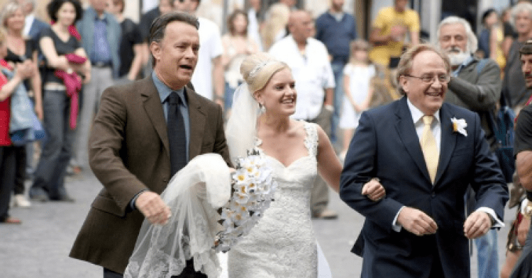 Dad Started Walking His Daughter Down The Aisle When A ...