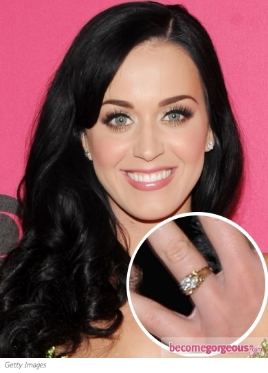 Maddyson Roam Fashionista's Delight: Katy Perry Engagement Ring