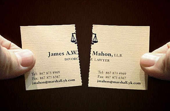 30 Of The Most Creative Business Cards Ever   Bored Panda creative business cards 64
