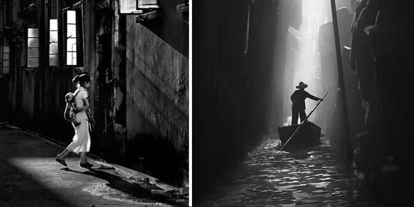 1950s Hong Kong Captured In Street Photography By Fan Ho   Bored Panda