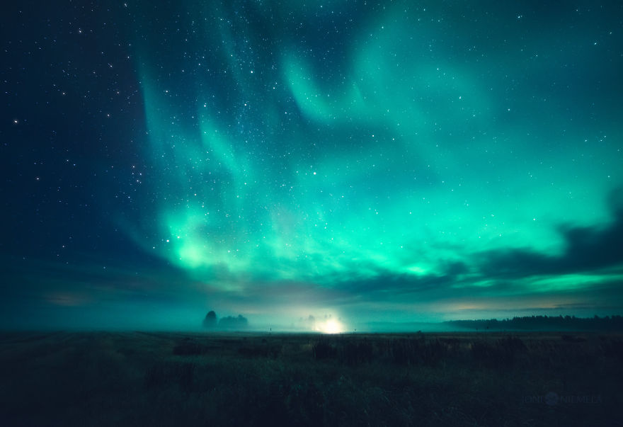 Northern Lights Iphone App