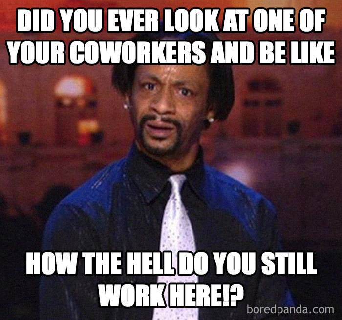 Horrible Coworker Meme