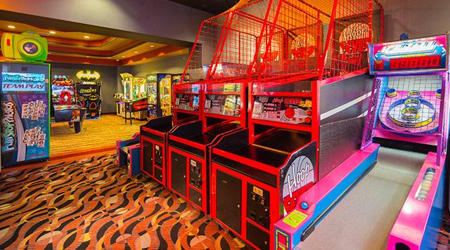 Ip Hotel Amp Resort S Arcade Center Ip Casino Resort Spa