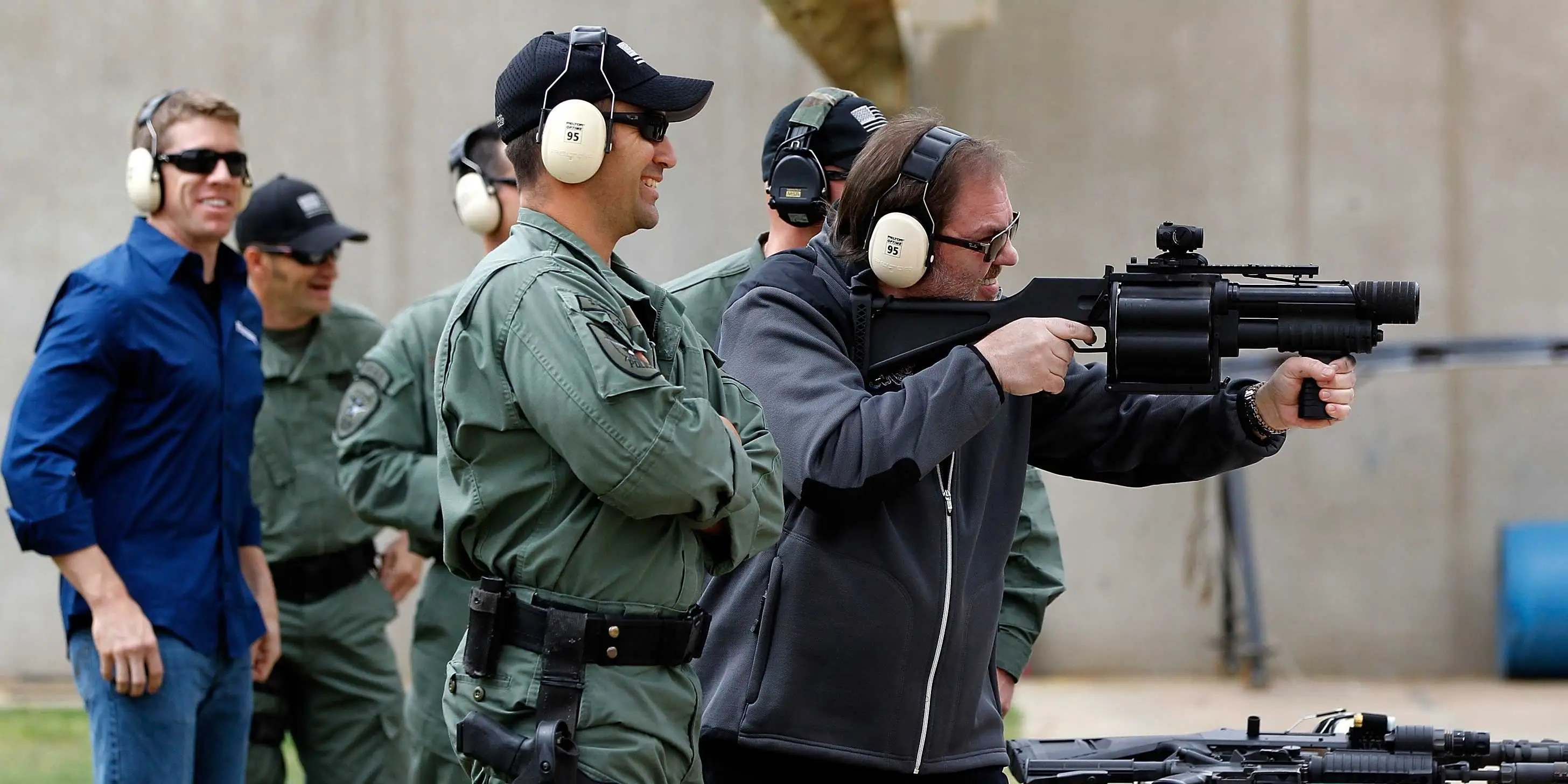 Pentagon Force Protection Agency Swat
