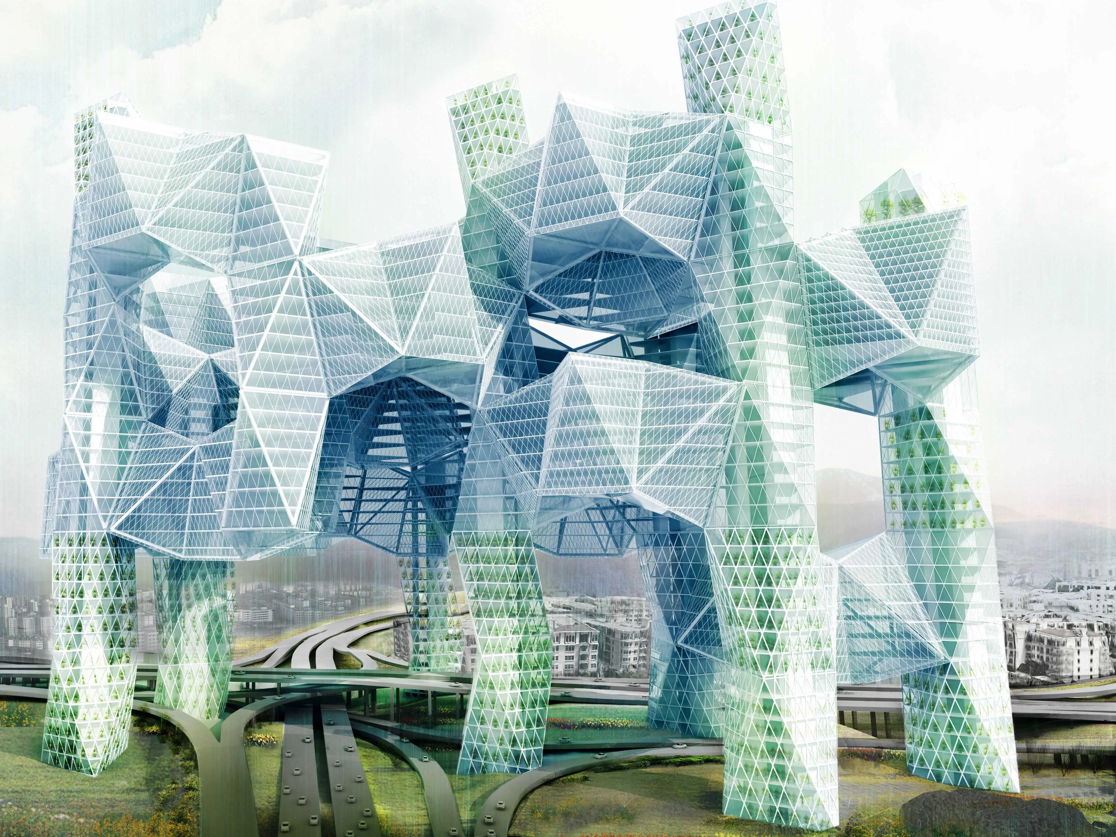 23 Brilliant Proposals For Skyscrapers Of The Future ...