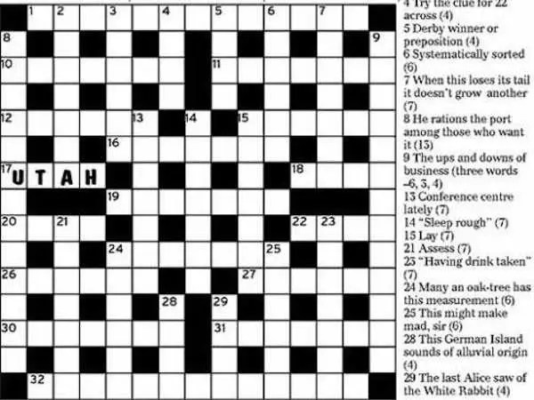 These Crossword Clues Nearly Gave Away The D-Day Invasion ...