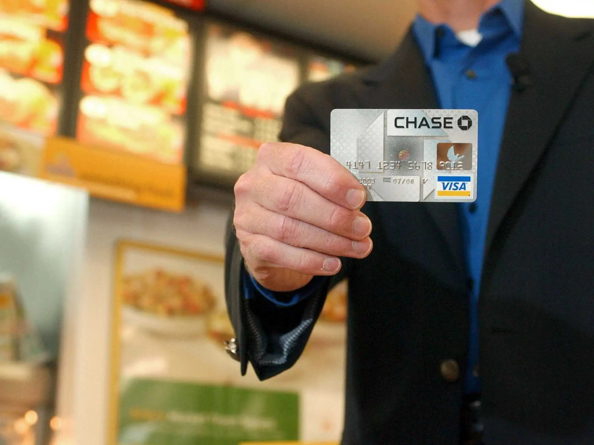 Security Bank Visa