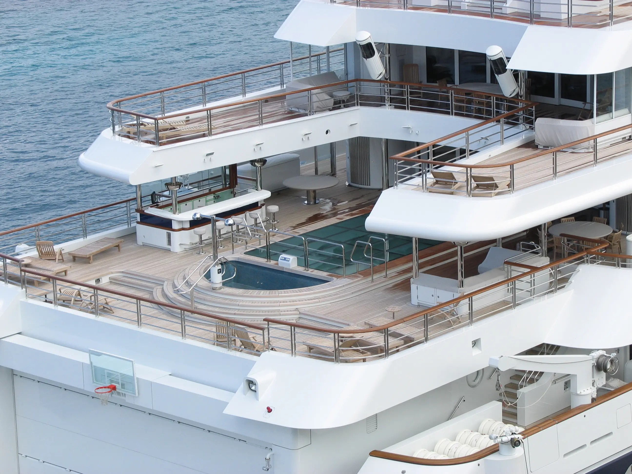 House Gates House Bill Yacht