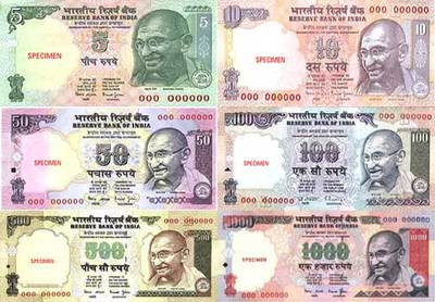 Interesting facts about Indian Rupee Quiz : Questions