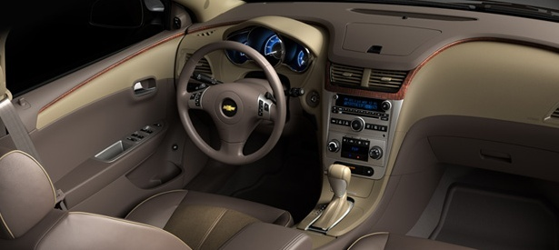 2011 Chevrolet Spoiler Malibu