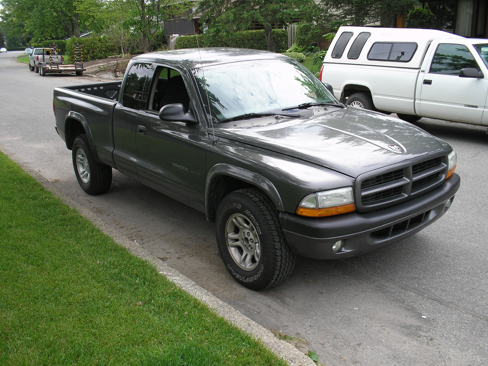 2001 Dodge Ram 1500 Sport Interior