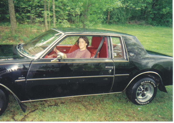79 Buick Lesabre 4 Door