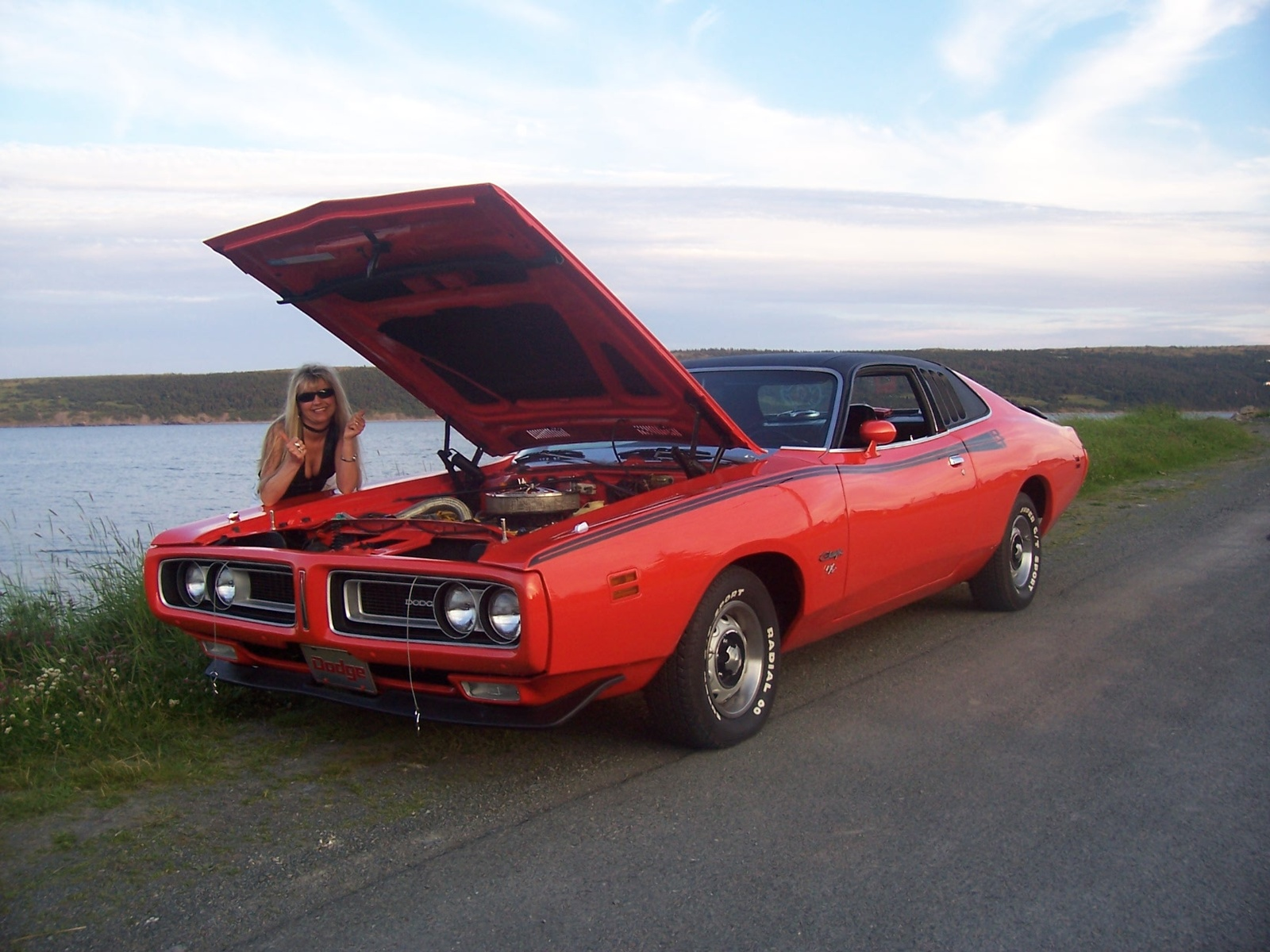 1973 Dodge Charger Classic Automobiles