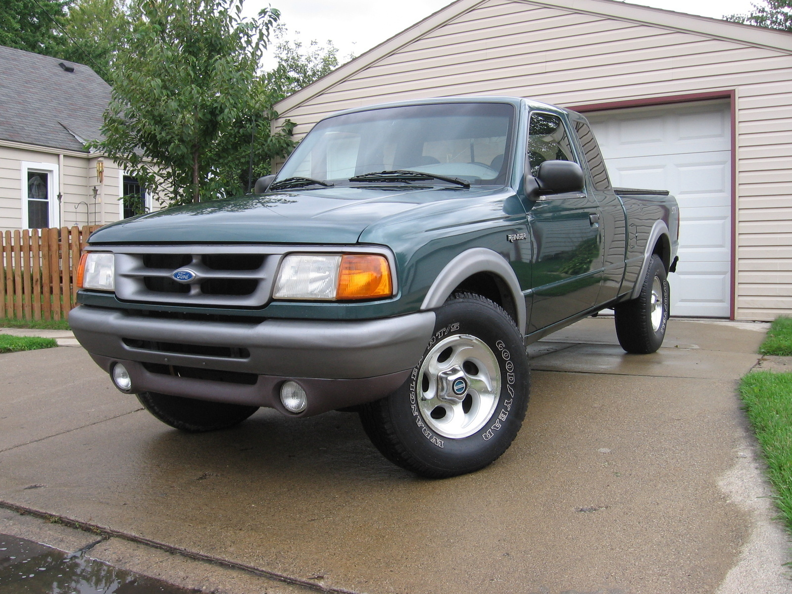 1993 Ford Ranger Lifted