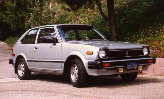 Civic Dx 1986 Honda 1500