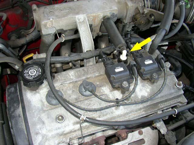 1997 Corolla Diagram Toyota Engine