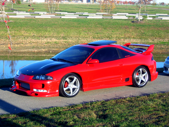 1998 Eclipse 2 Turbo Gst Mitsubishi Gst Eclipse Dr Mitsubishi 1998