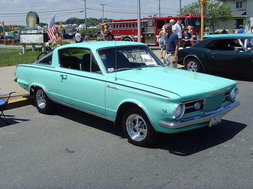 1964 Plymouth Barracuda   Pictures   CarGurus Picture of 1964 Plymouth Barracuda