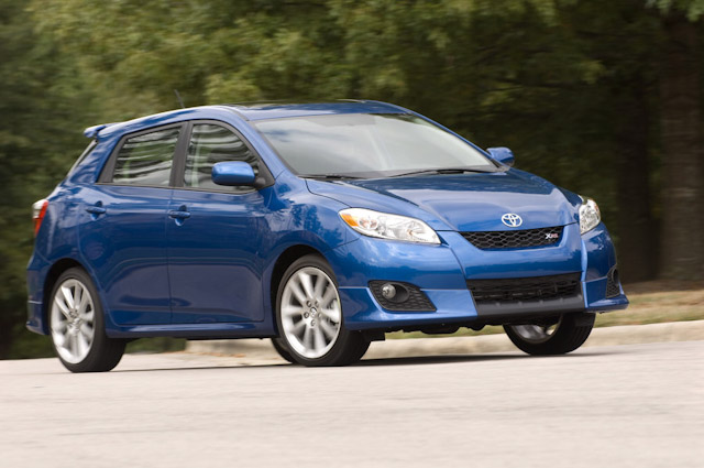 2010 Toyota Matrix Review Cargurus