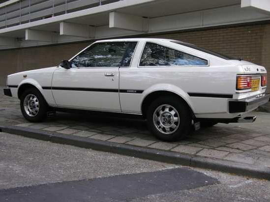 1986 Honda Accord White
