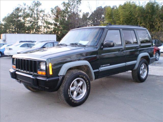 Cherokee Vector Grand Jeep Zj