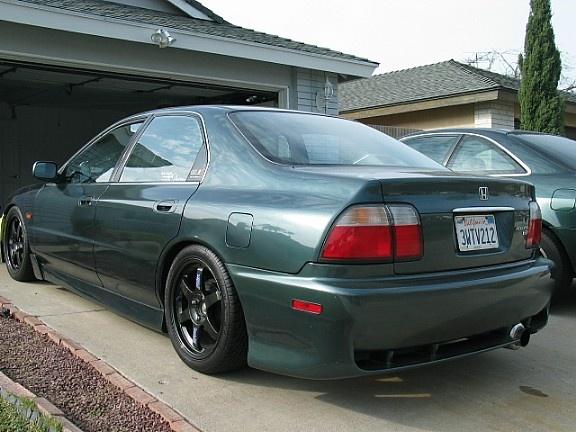 1997 Honda Accord Pictures Cargurus