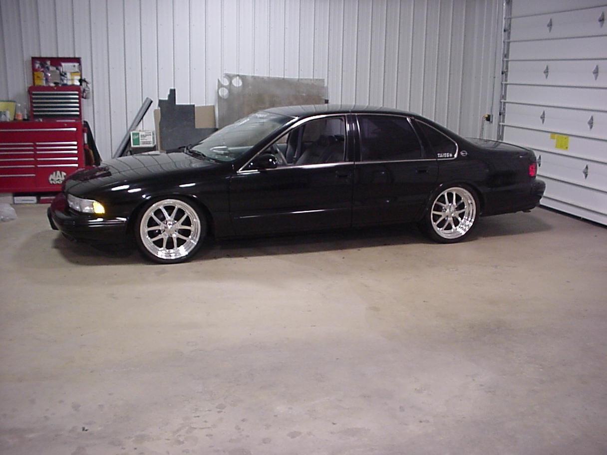 98 Rims Grand Am Pontiac
