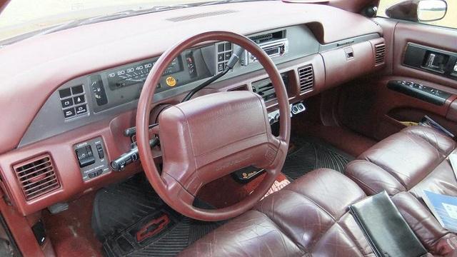 1991 Chevrolet Caprice Pictures Cargurus