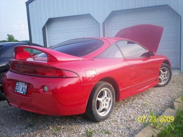 1998 Eclipse Mitsubishi Gst Eclipse 1998 Mitsubishi 2 Turbo Gst Dr