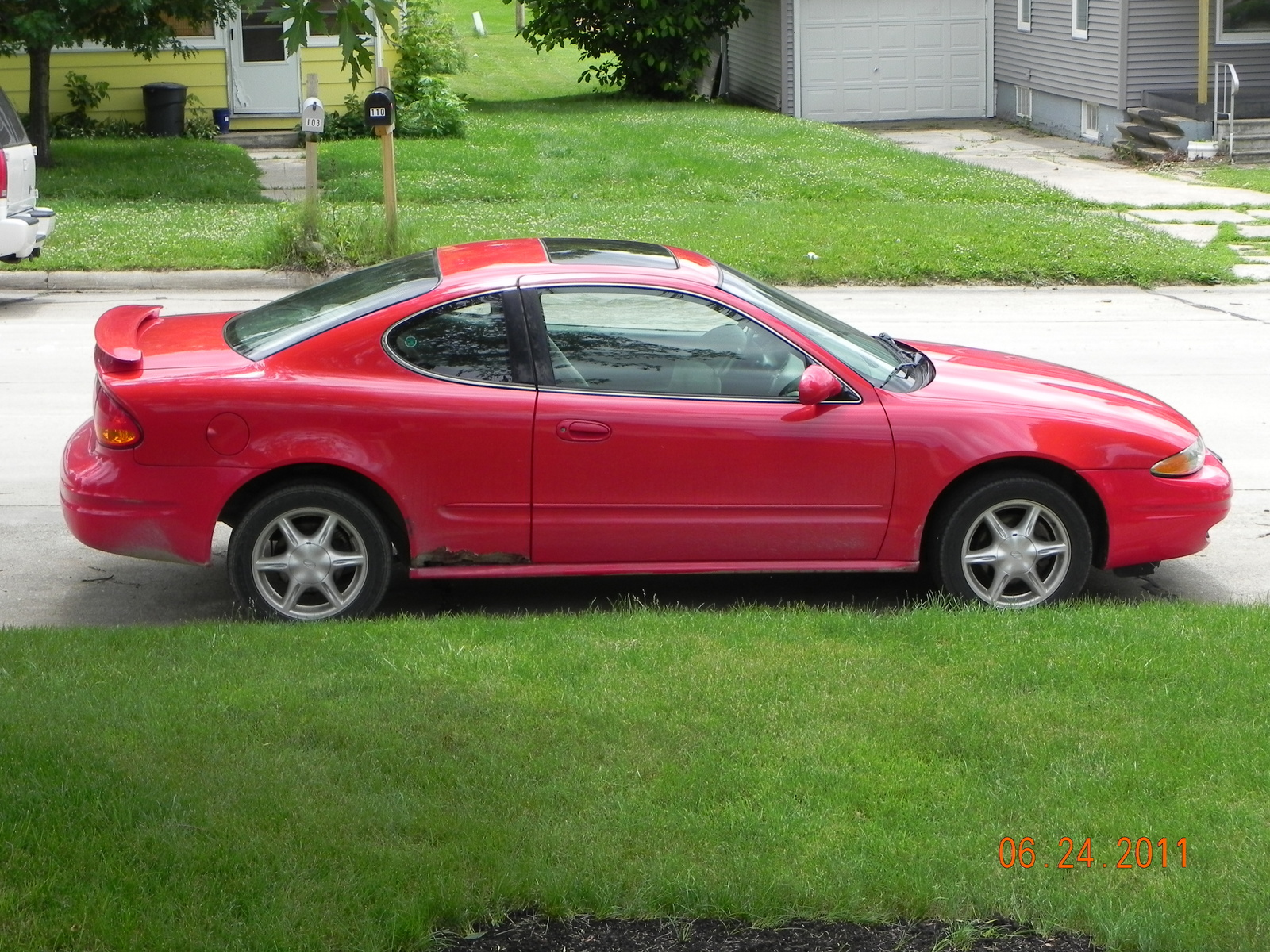 2004 Oldsmobile Alero Problems