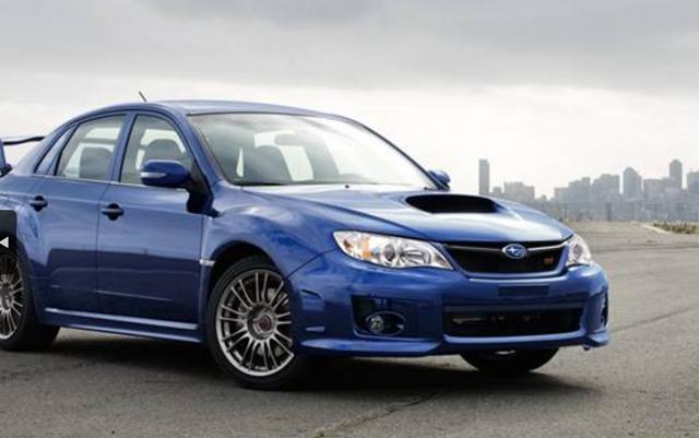 2012 Subaru Impreza Wrx Sti Overview Cargurus