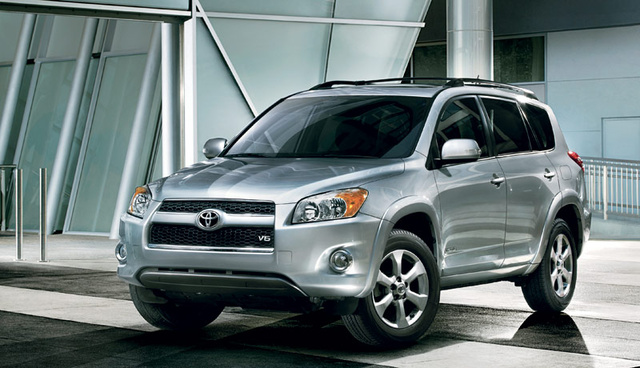 2012 Toyota Rav4 Review Cargurus