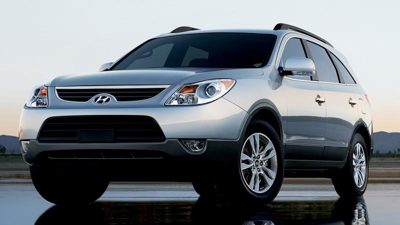 2012 Hyundai Veracruz Review Cargurus