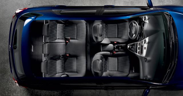 2012 Toyota Matrix Interior Pictures Cargurus