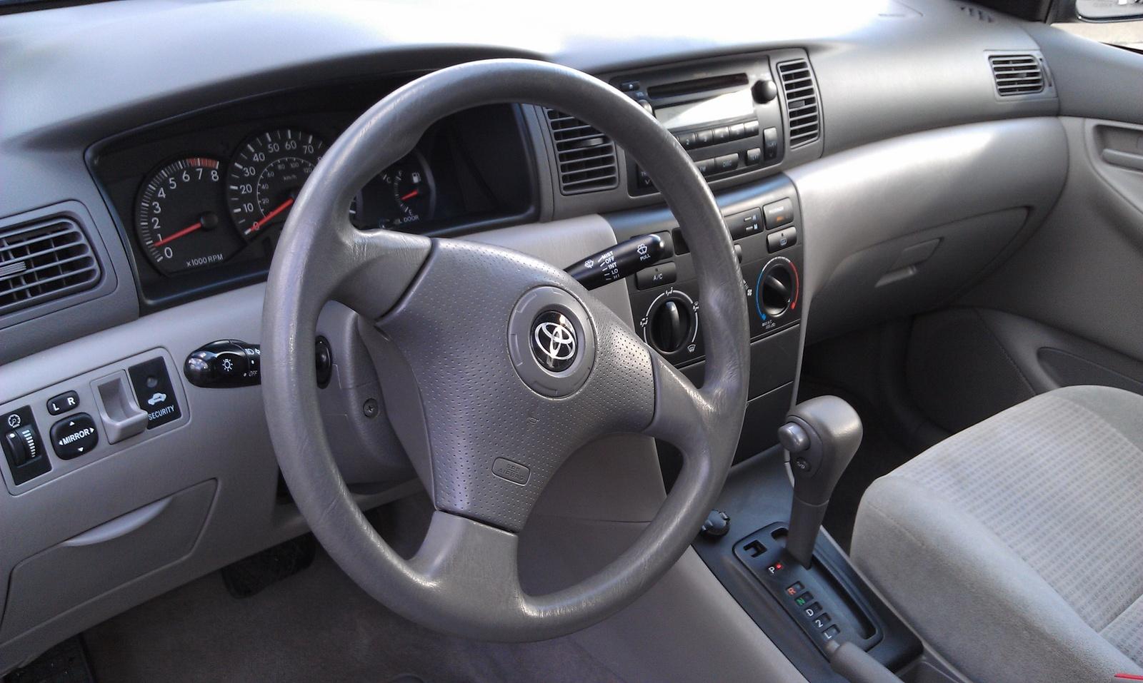 2007 Toyota Corolla Pictures Cargurus