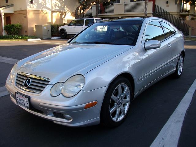 2003 Mercedes C320 Specs