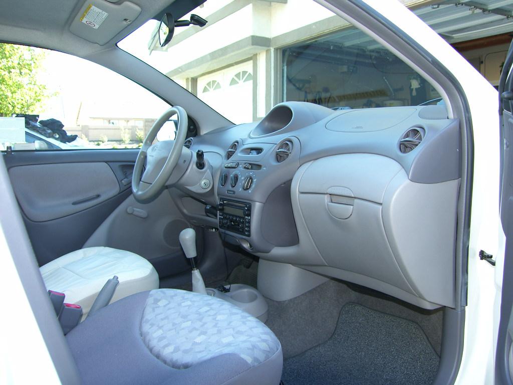 2002 Toyota Echo Interior Pictures Cargurus