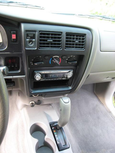 2001 Toyota Tacoma Interior Pictures Cargurus