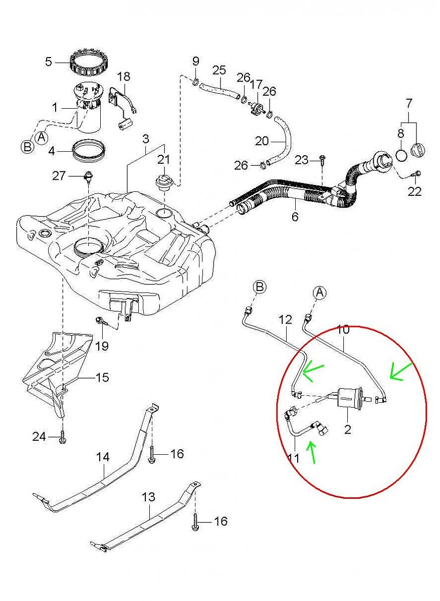 Kia rio questions where is the fuell filter located in kia rio rh cargurus kia soul wiring diagrams kia rio 2004 radio wiring diagram