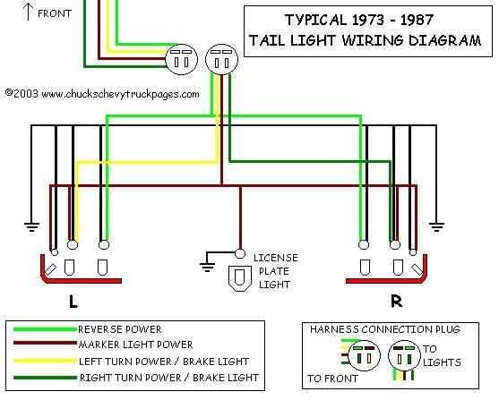 Chevy Silverado Fuse Box Diagram 1979