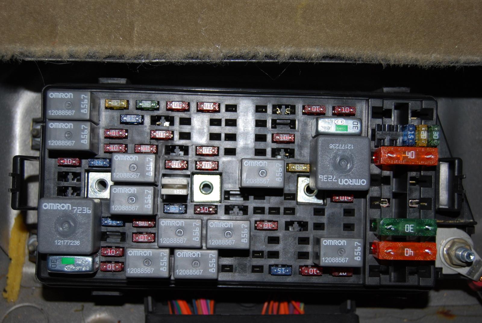 Electric Fuel Pump 2004