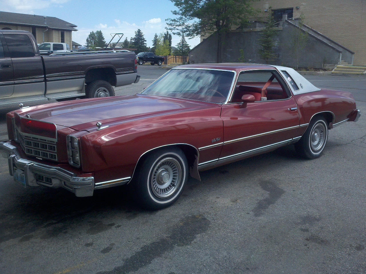 1977 Chevy Monte Carlo Ss