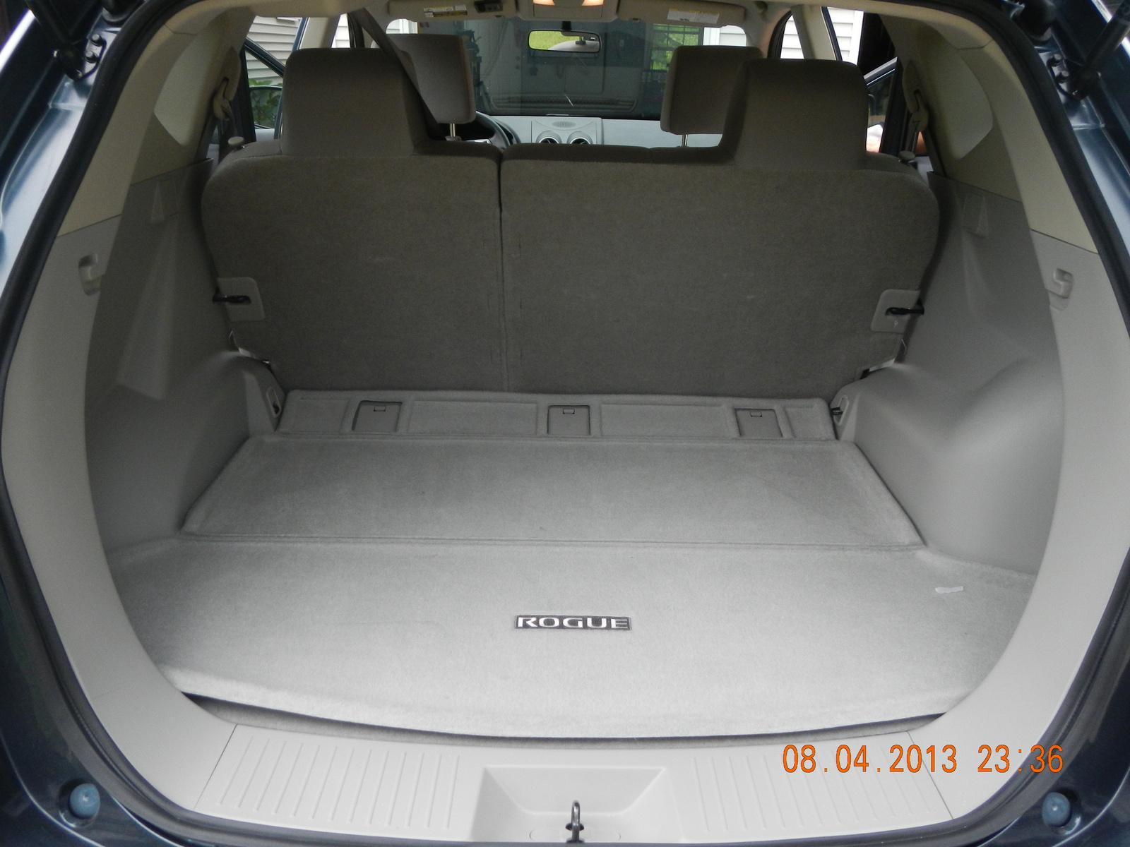 2013 Nissan Rogue Interior Pictures Cargurus
