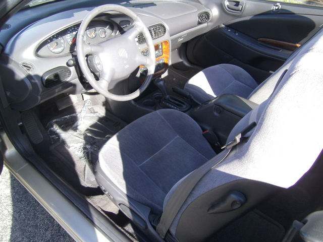 Chrysler Interior 1999 Concorde Lxi