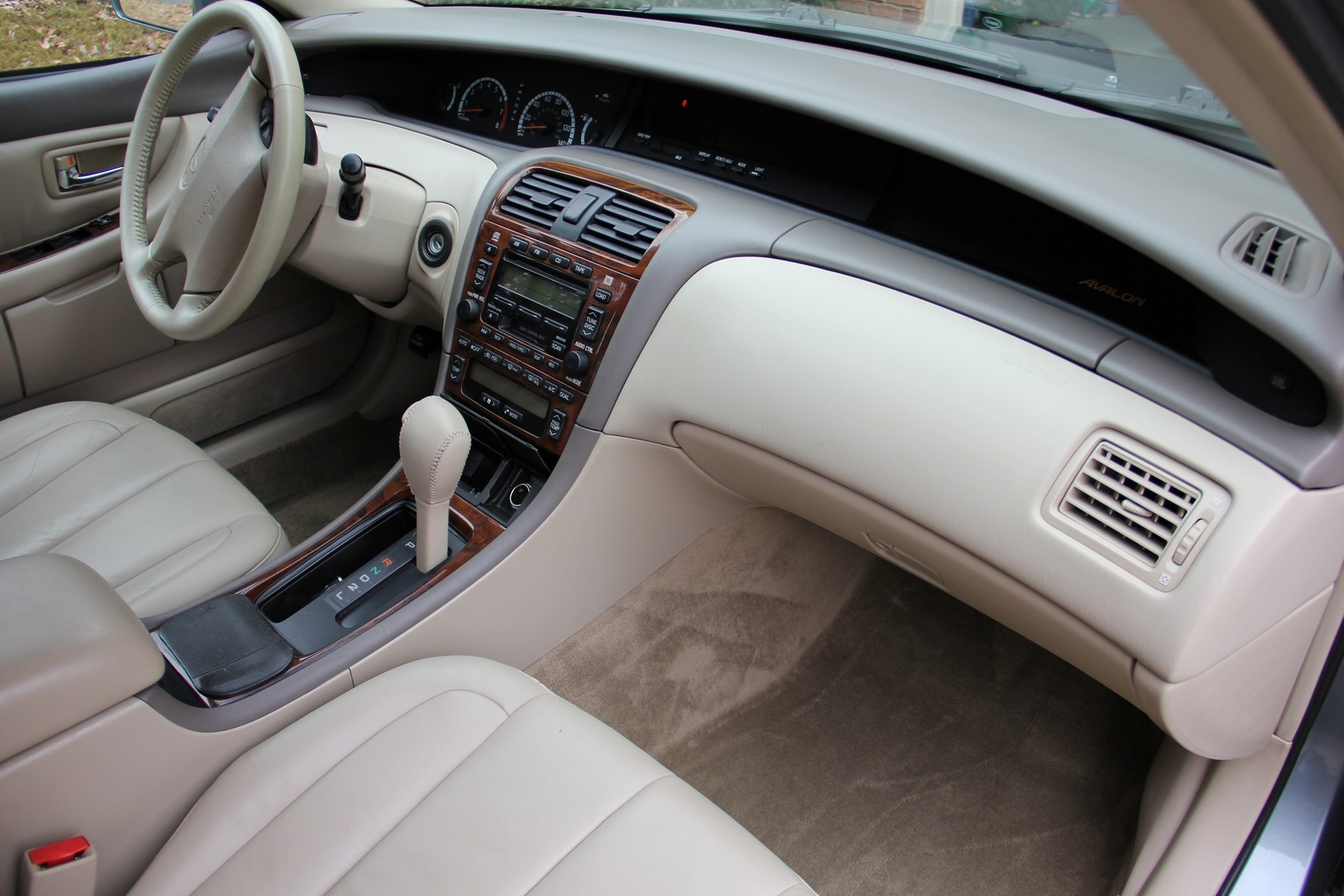 2001 Toyota Avalon Interior Pictures Cargurus
