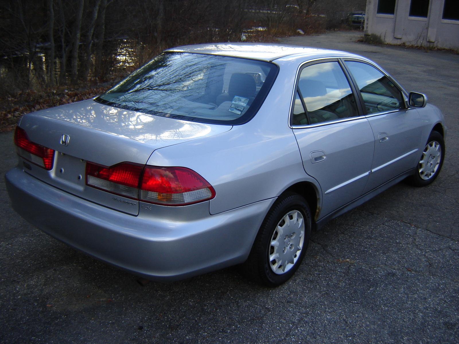 1999 Accord Honda Specs V6