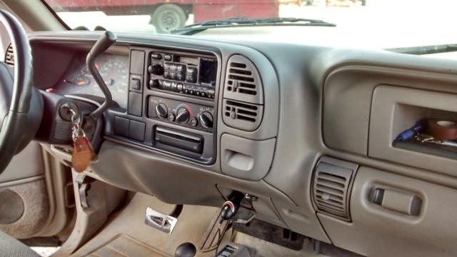 Sierra Gmc 1995 Interior